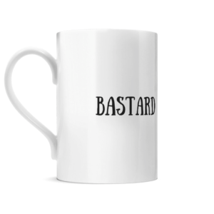 Bastard Posh Mug Left side