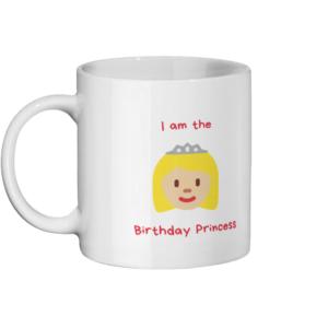 Birthday Princess Mug